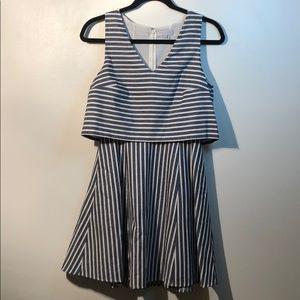 1. State Dress w/ pockets